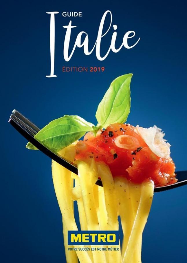 Guide Italie 2019 . Metro (2019-12-31-2019-12-31)
