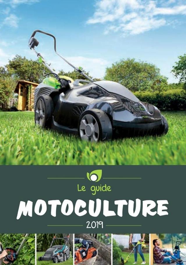Le Guide Motoculture 2019 . Point Vert (2019-12-31-2019-12-31)