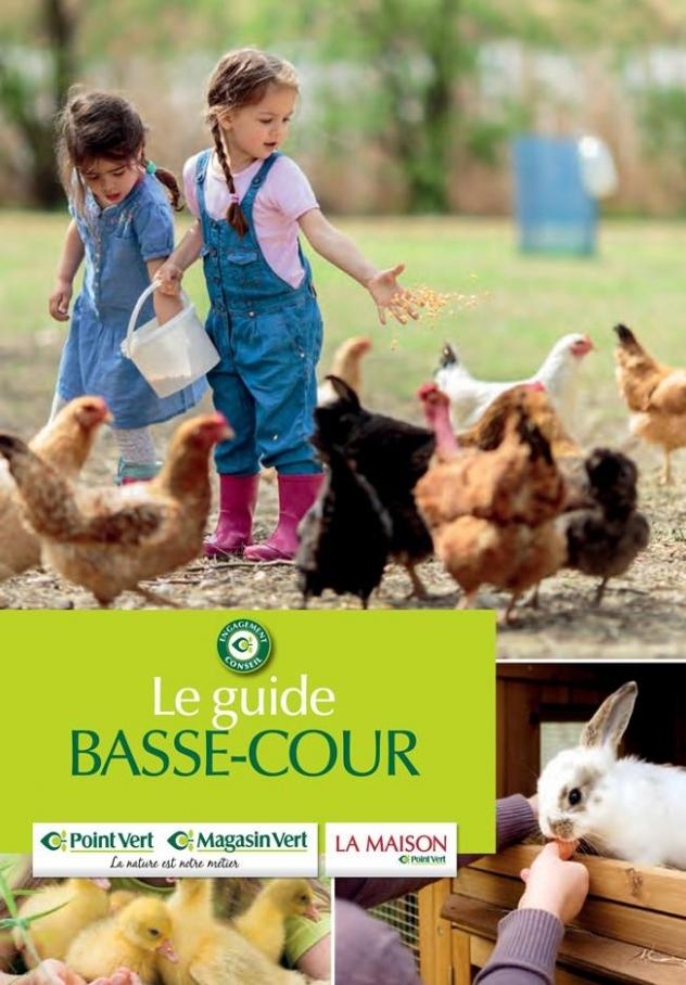Le Guide Basse-Cour  . Point Vert (2019-12-31-2019-12-31)