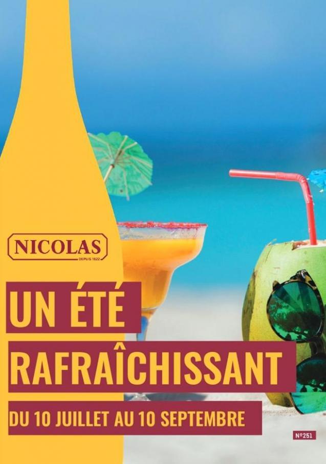 Un été rafraîchissant  . Nicolas (2019-09-10-2019-09-10)