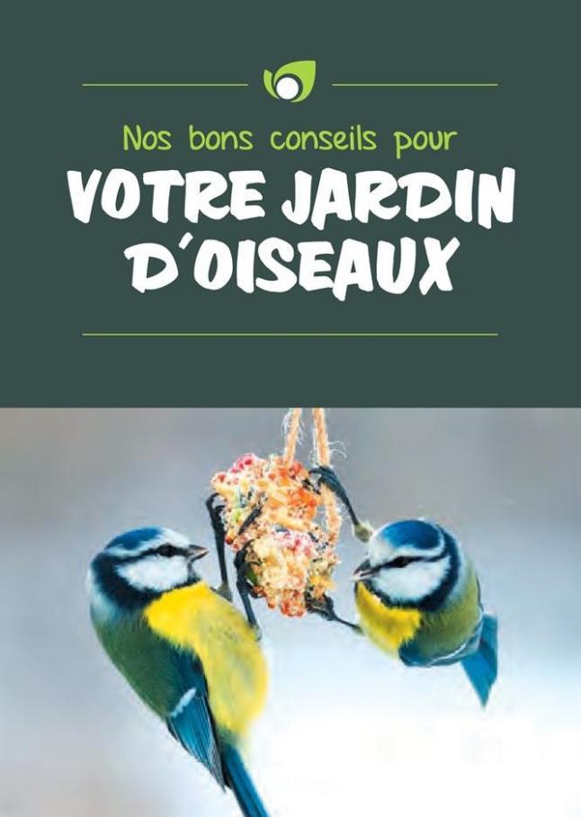 Guide les oiseaux de jardin . Point Vert (2019-12-31-2019-12-31)