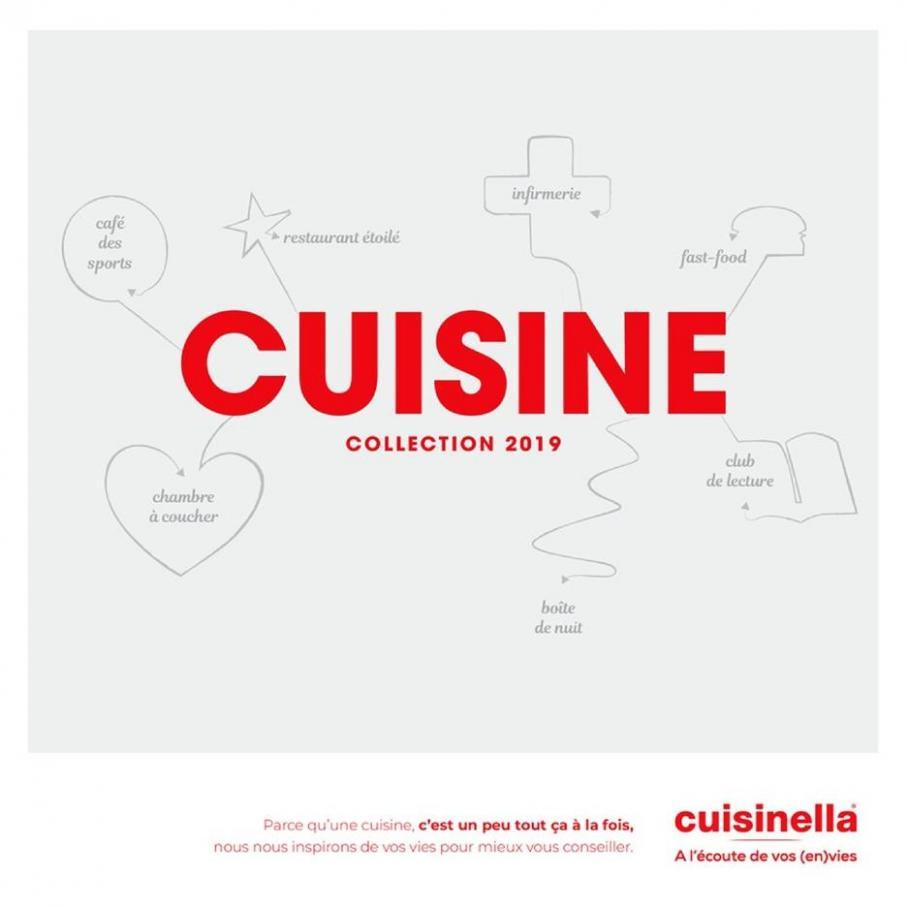 Catalogue Cuisine 2019 . Cuisinella (2019-12-31-2019-12-31)