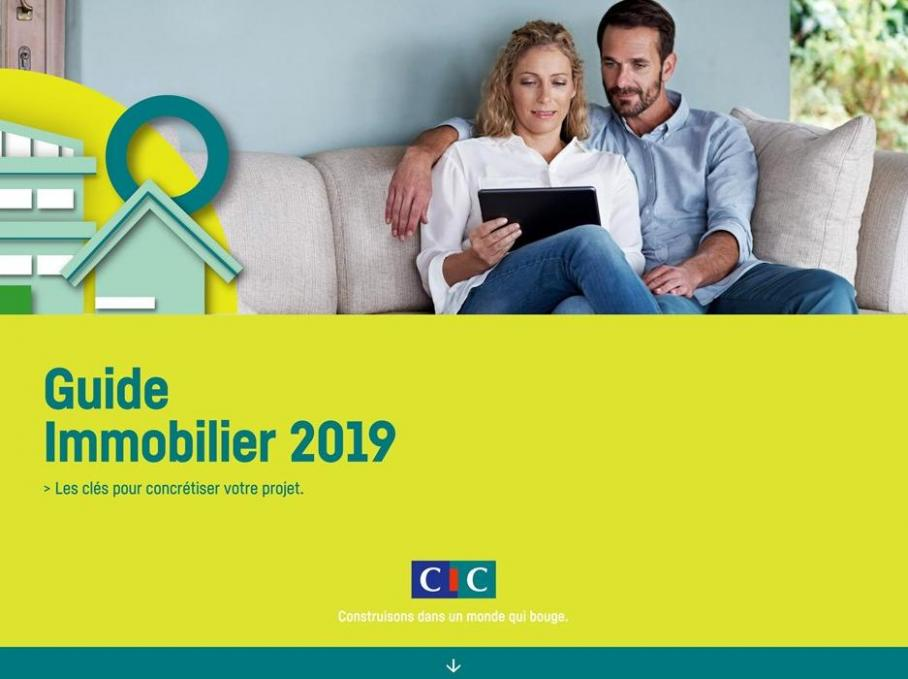 Guide Immobilier 2019 . CIC (2019-12-31-2019-12-31)