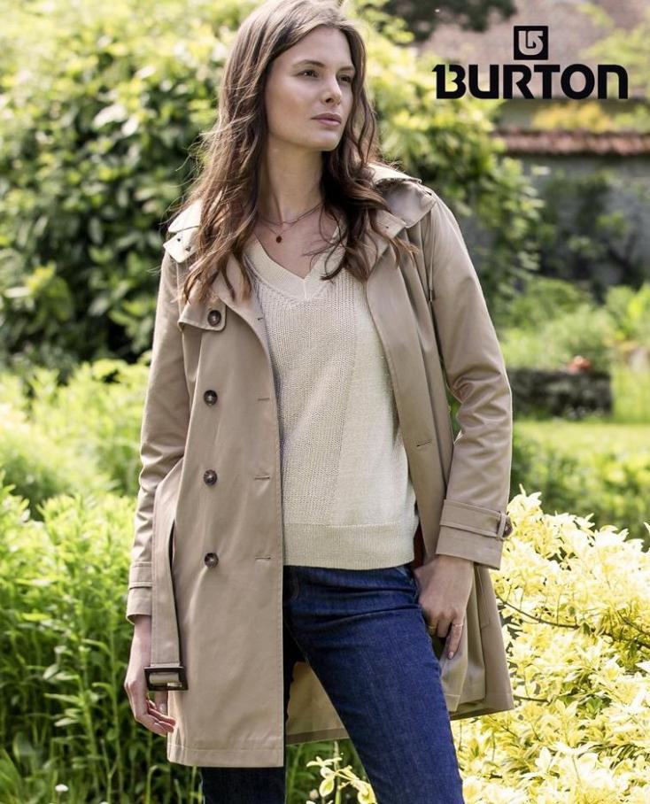 Collection Automne  . Burton of London (2019-11-18-2019-11-18)