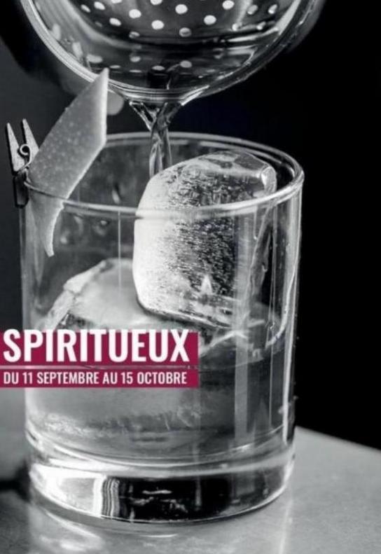 Spiritueux  . Nicolas (2019-10-15-2019-10-15)