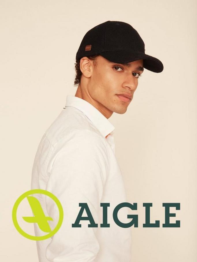 Chemises Homme . Aigle (2019-10-14-2019-10-14)