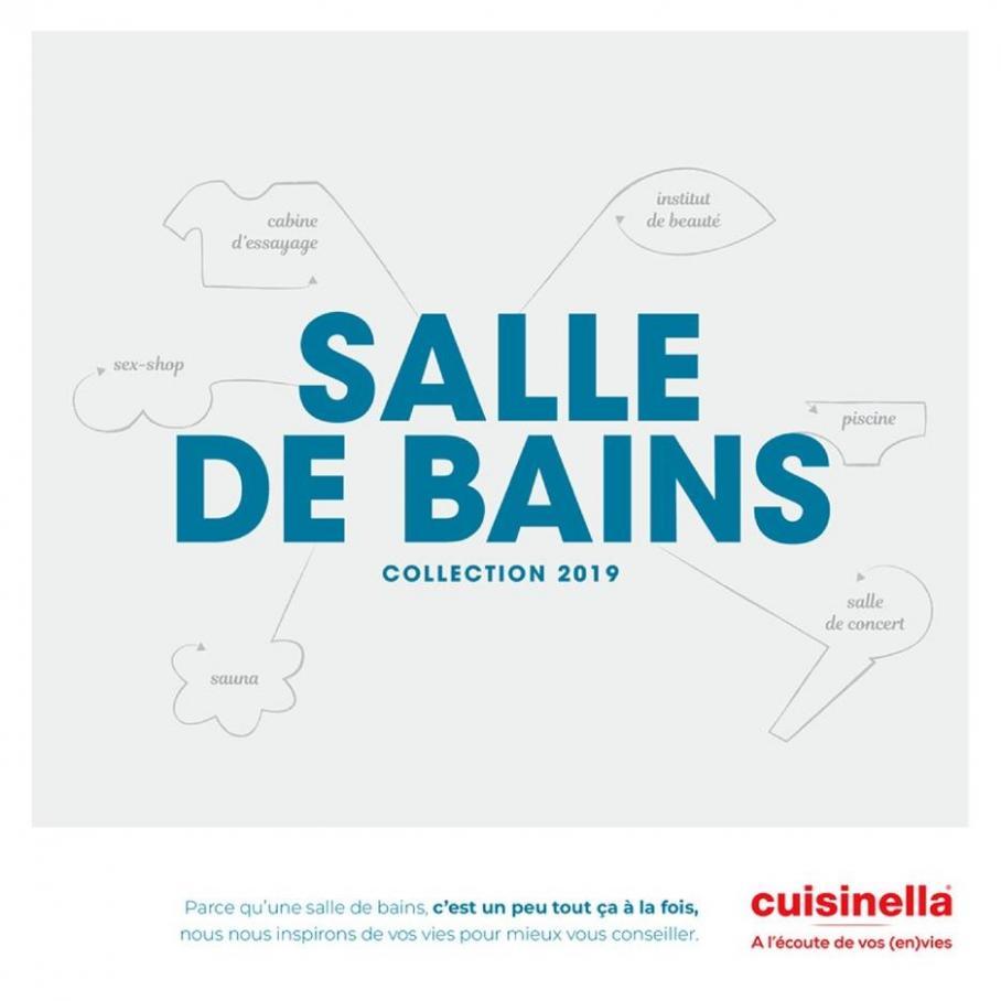 Catalogue Salle De Bains 2019 . Cuisinella (2019-12-31-2019-12-31)