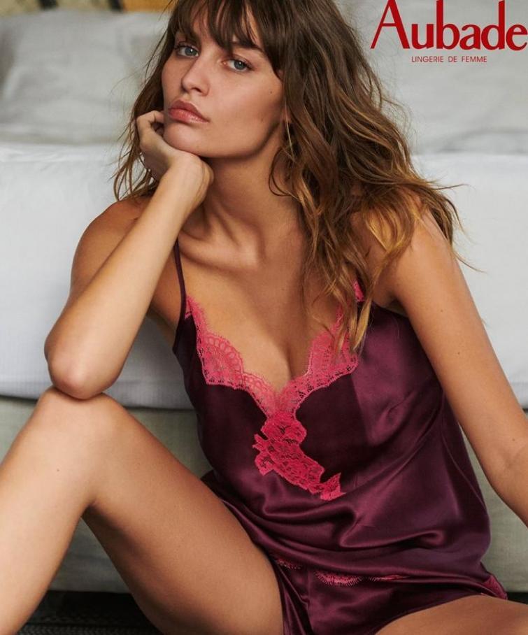 Loungewear Femme . Aubade (2019-11-16-2019-11-16)