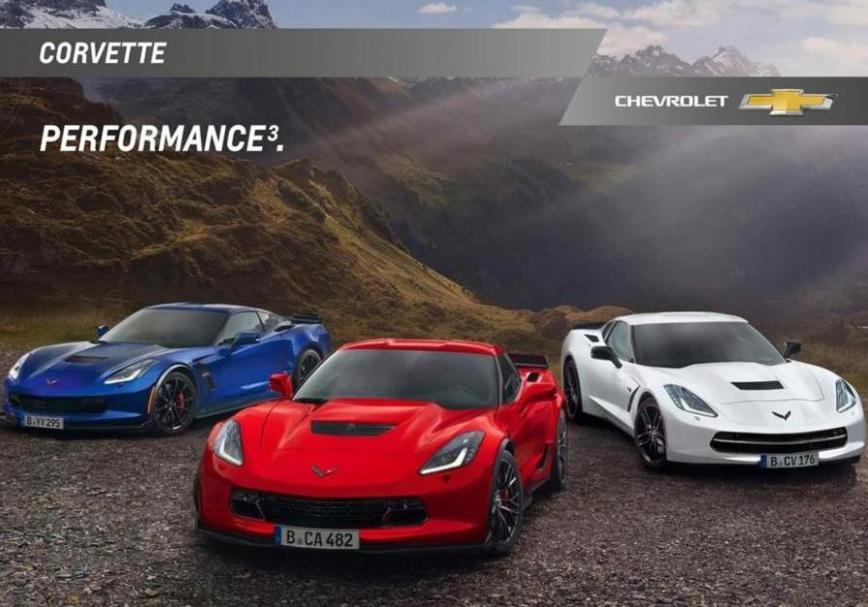 Chevrolet Corvette . Chevrolet (2019-12-31-2019-12-31)