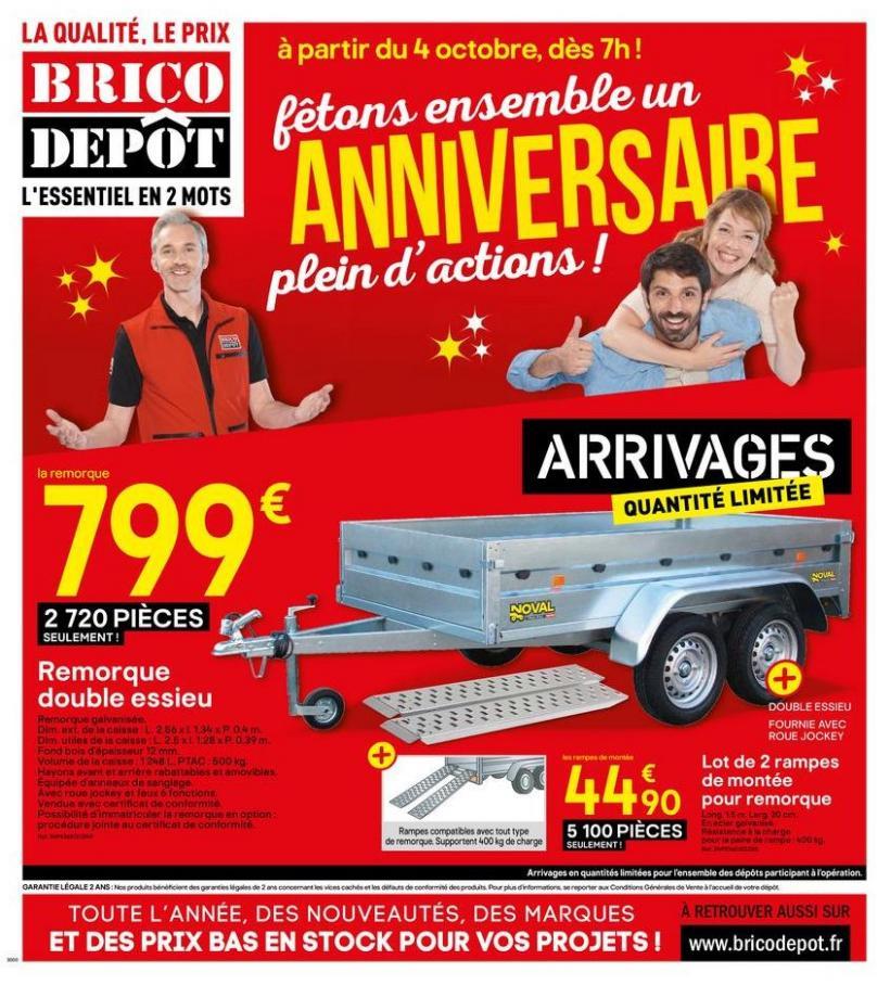 Catalogue Brico Dépôt . Brico Dépôt (2019-10-17-2019-10-17)