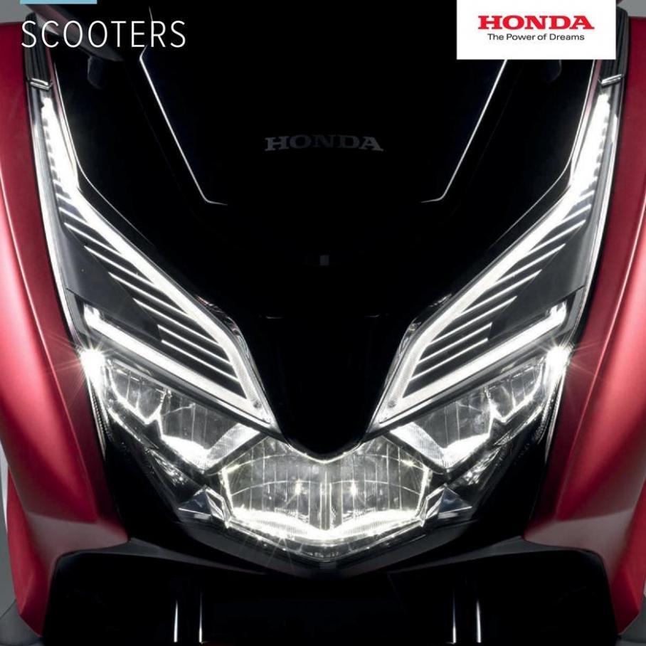 Honda Scooters  . Honda (2019-12-31-2019-12-31)