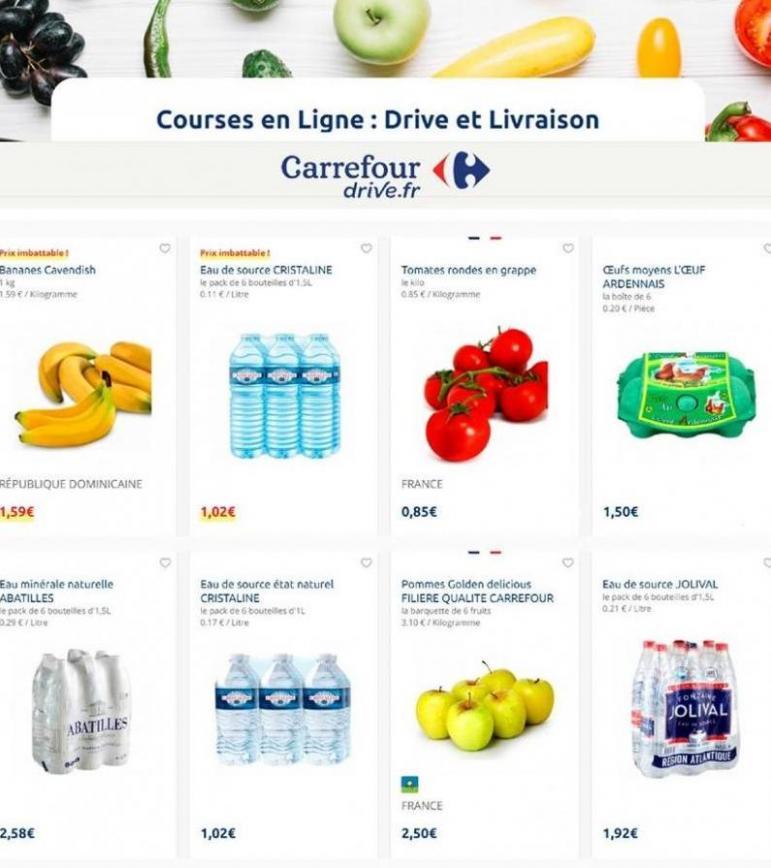 Offres Carrefour Drive . Carrefour Drive (2019-11-11-2019-11-11)
