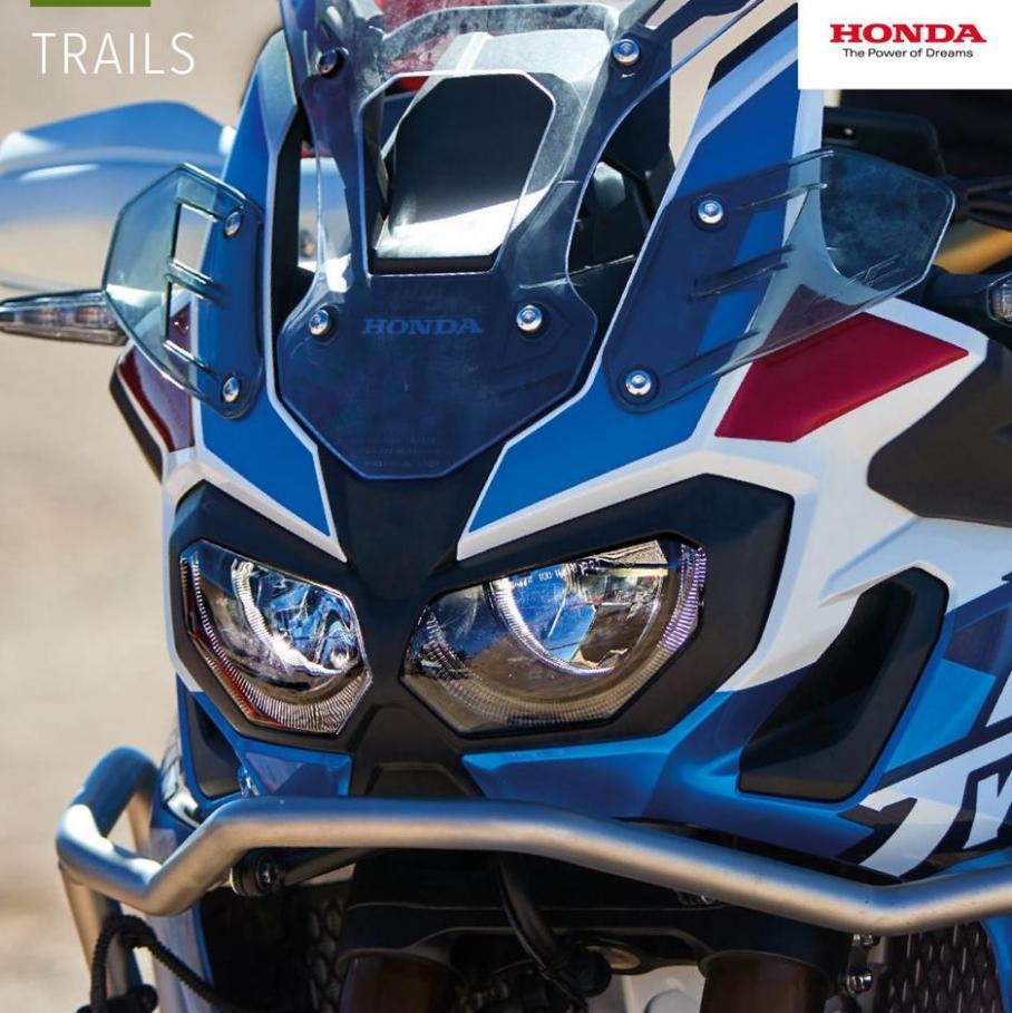 Honda Trails . Honda (2019-12-31-2019-12-31)