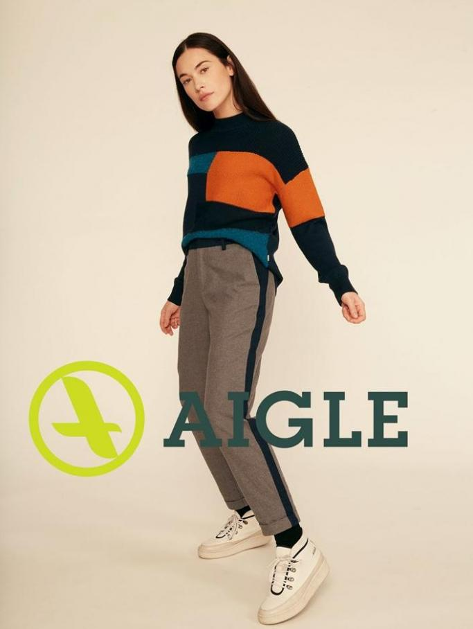 Pantalons Femme . Aigle (2019-10-14-2019-10-14)