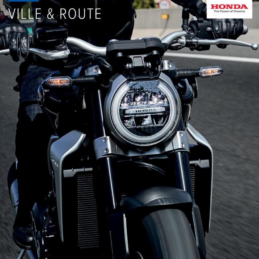Ville & Route  . Honda (2019-12-31-2019-12-31)