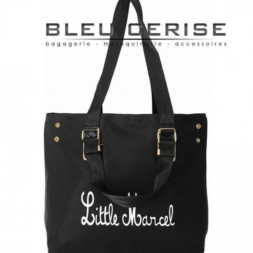 Nouvelle Collection . Bleu Cerise (2019-12-08-2019-12-08)