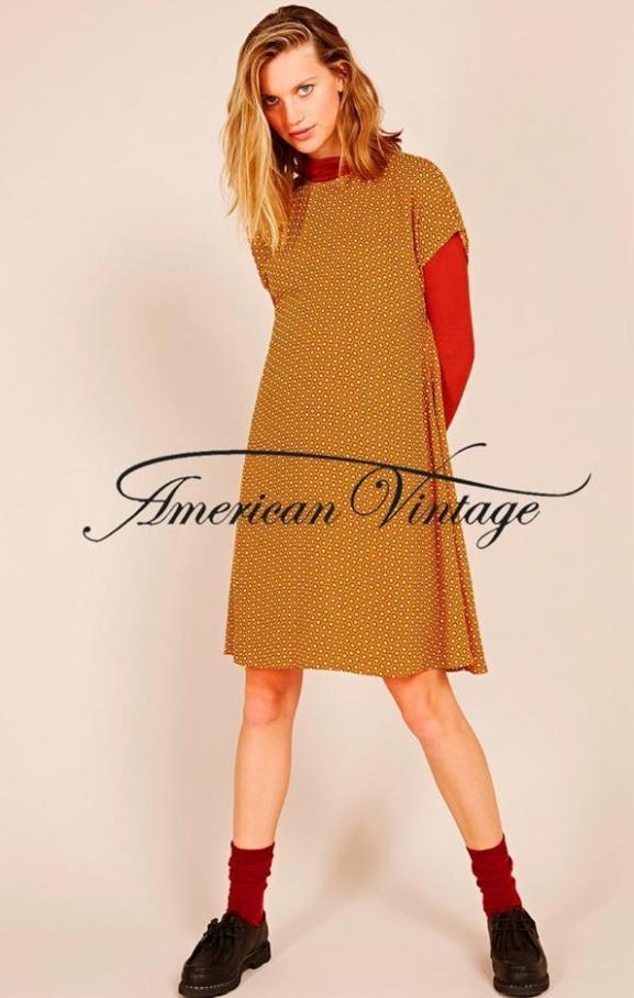 Nouvelle Collection / Femme . American Vintage (2019-12-02-2019-12-02)