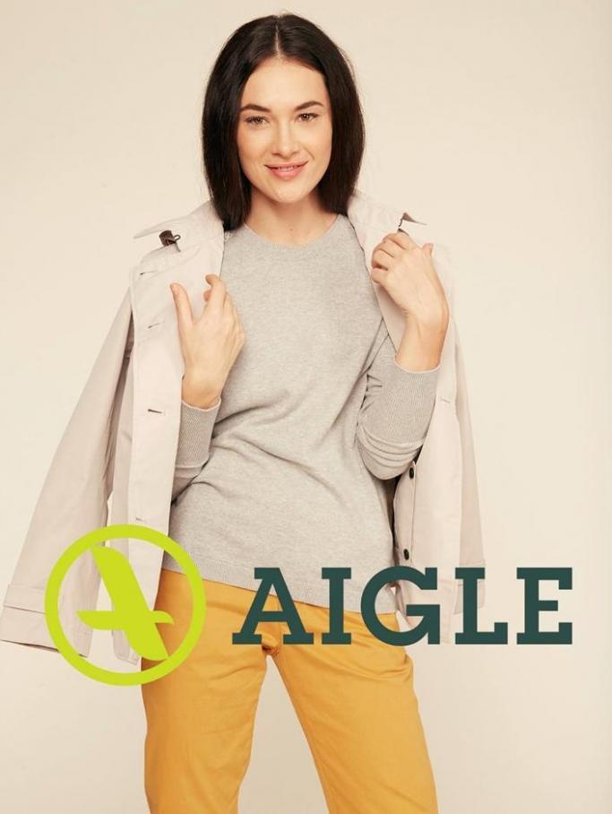 Pulls & Gilets Femme . Aigle (2019-10-14-2019-10-14)