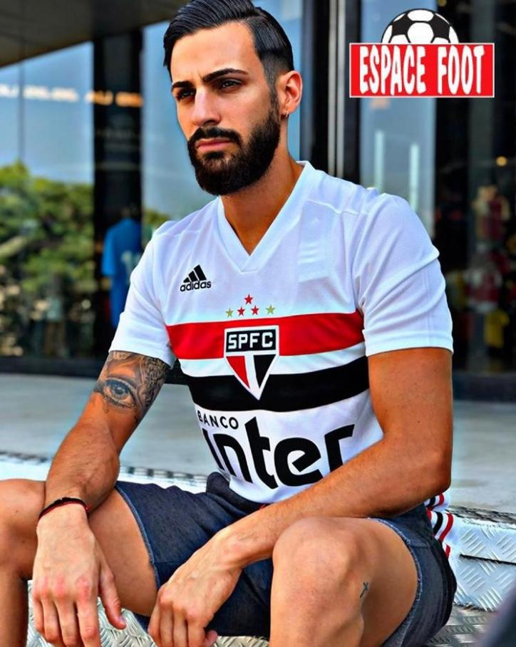 Collection Homme . Espace Foot (2019-10-07-2019-10-07)
