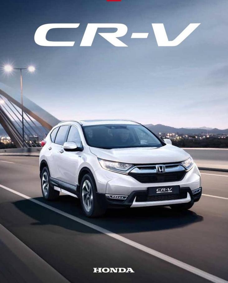 Honda CR-V . Honda (2019-12-31-2019-12-31)