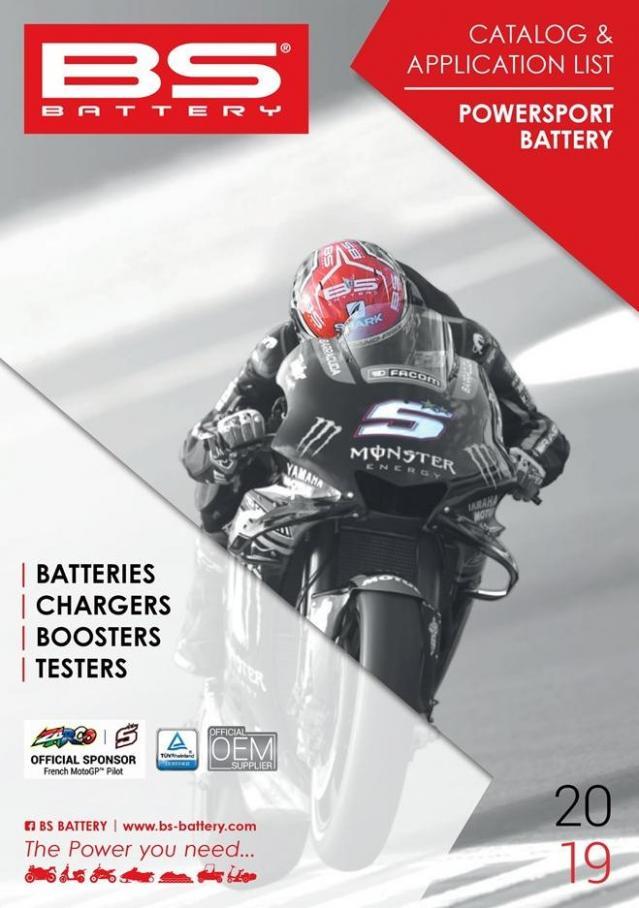 BS Battery . Bihr (2019-12-31-2019-12-31)