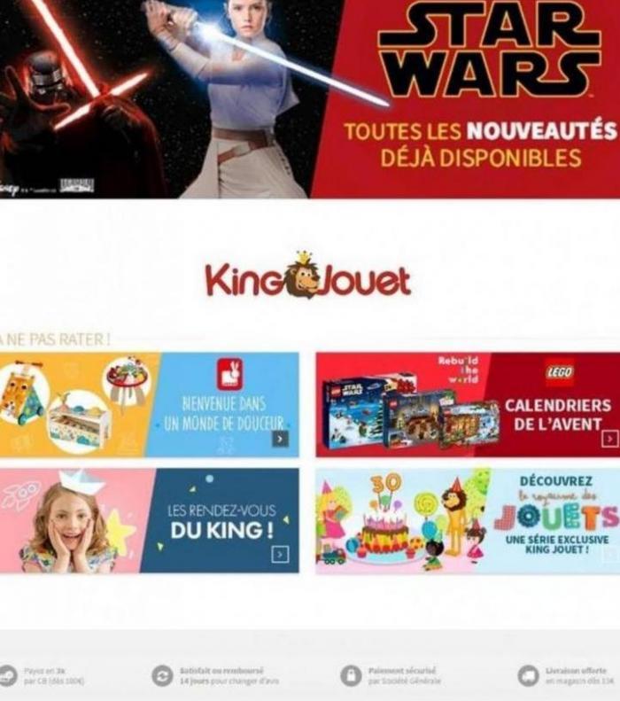Nouveautés Star Wars . King Jouet (2019-11-18-2019-11-18)
