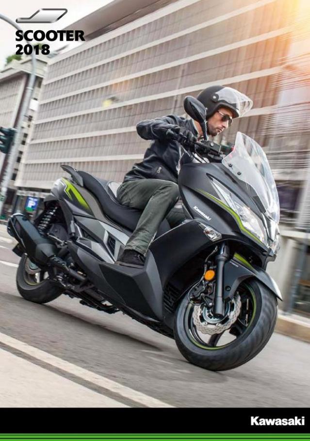 Scooter  . Kawasaki (2019-12-31-2019-12-31)