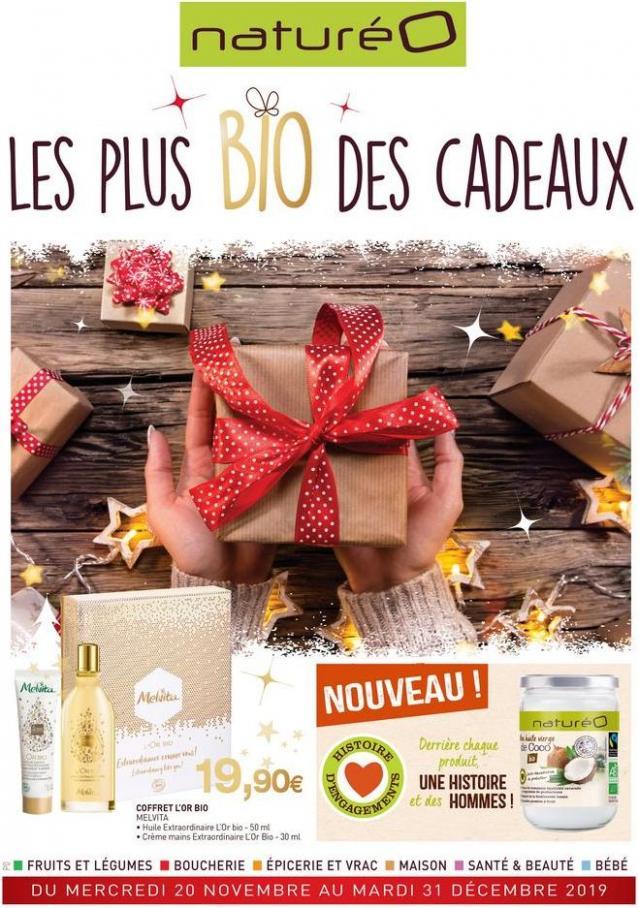 Le plus BIO des cadeaux . NaturéO (2019-12-31-2019-12-31)