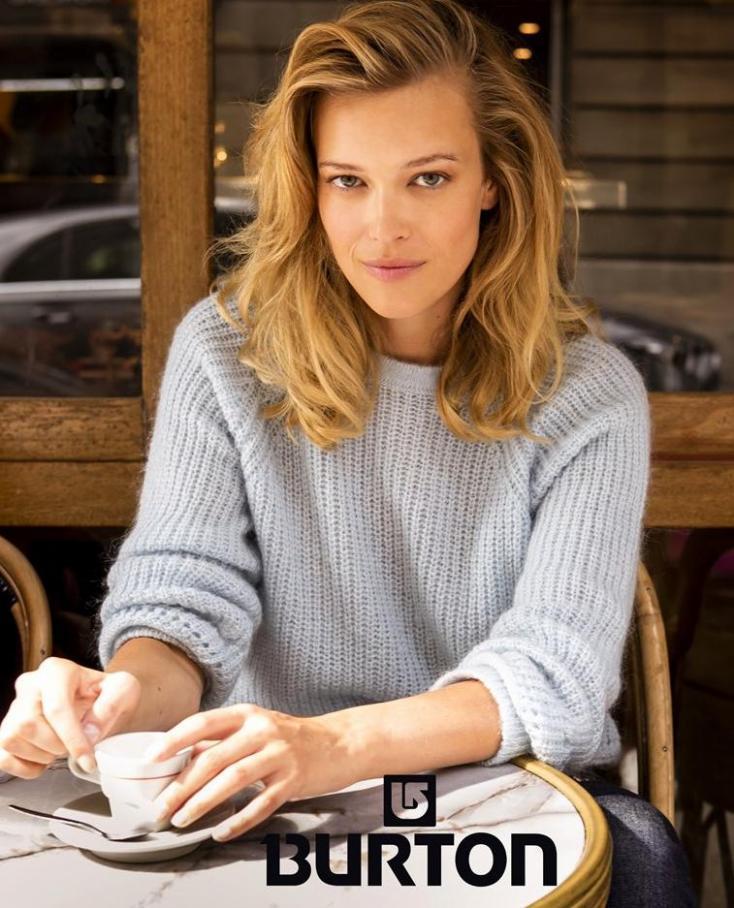 Collection Femme . Burton of London (2020-01-19-2020-01-19)