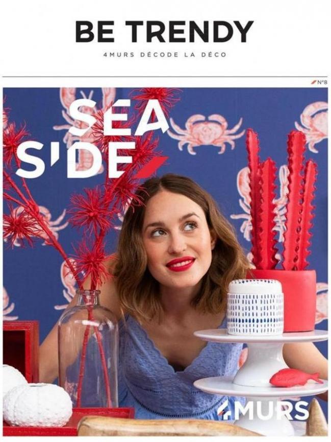 Sea Side . 4 Murs (2019-11-30-2019-11-30)