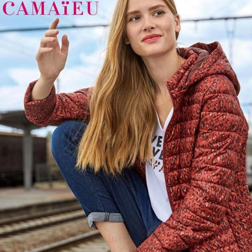 Nouvelle Collection . Camaieu (2020-01-31-2020-01-31)