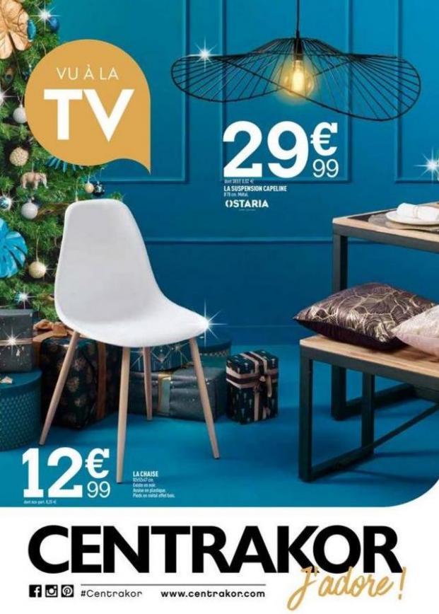Catalogue Centrakor . Centrakor (2019-12-15-2019-12-15)