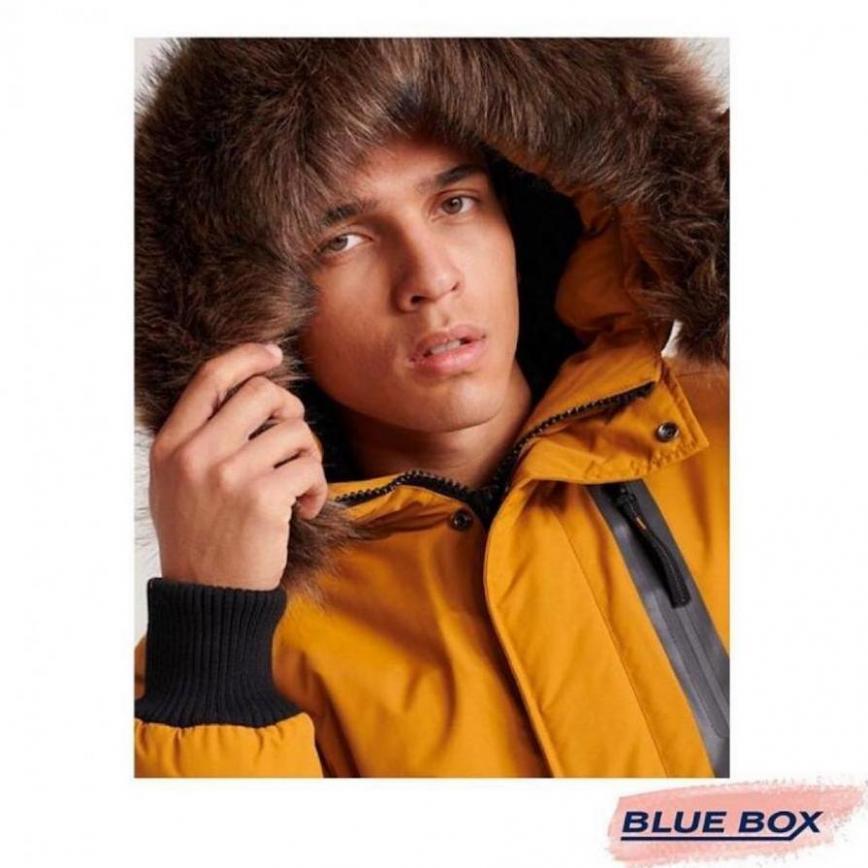 Nouvelle Collection . Blue Box (2020-02-05-2020-02-05)