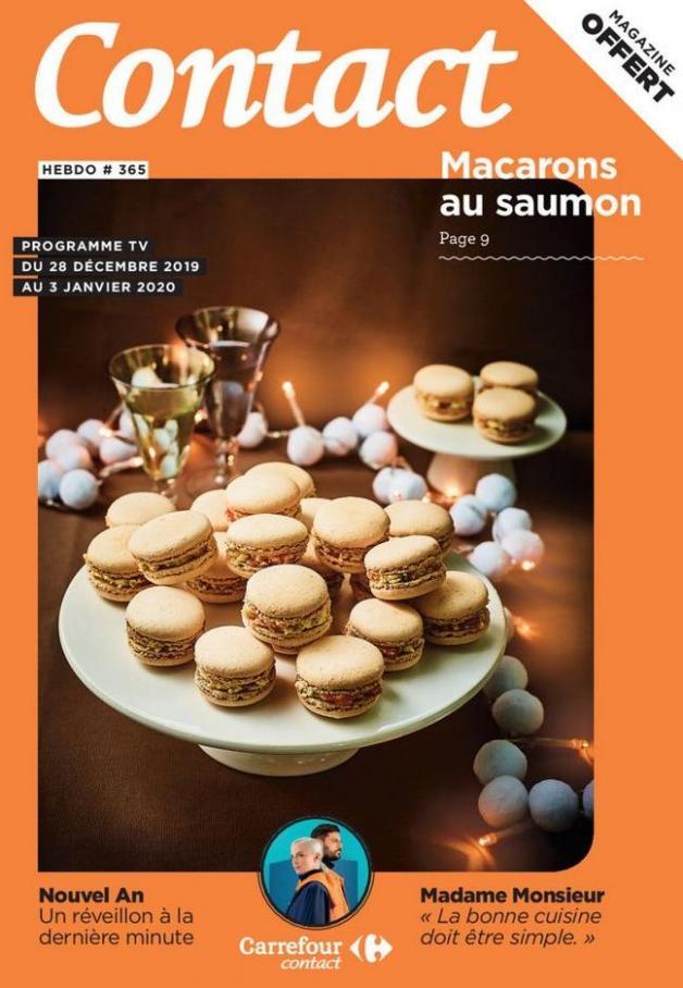 Contact Hebdo S52 . Carrefour Contact (2020-01-03-2020-01-03)
