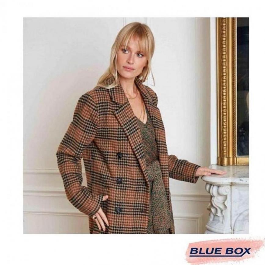 Les Nouveautés . Blue Box (2020-02-05-2020-02-05)