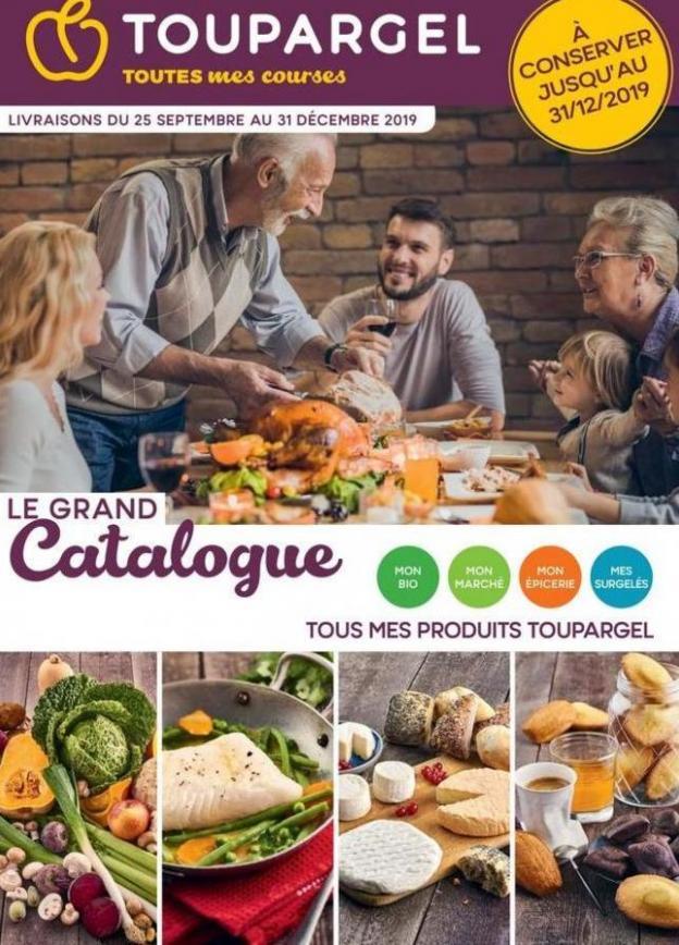LE GRAND CATALOGUE . Toupargel (2019-12-31-2019-12-31)
