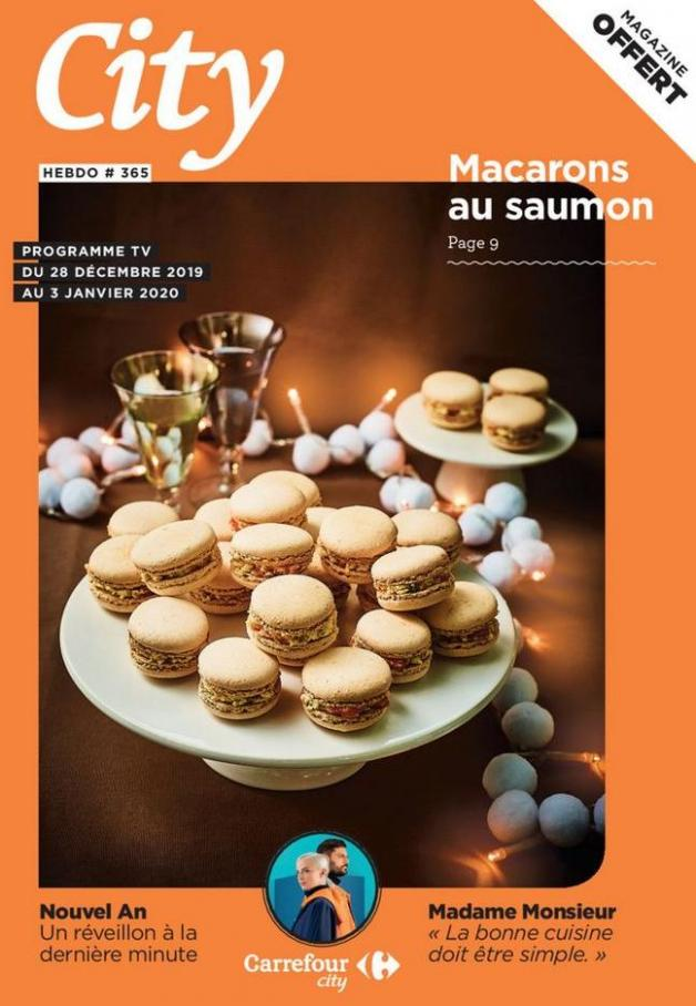 City Hebdo S52 . Carrefour City (2020-01-03-2020-01-03)