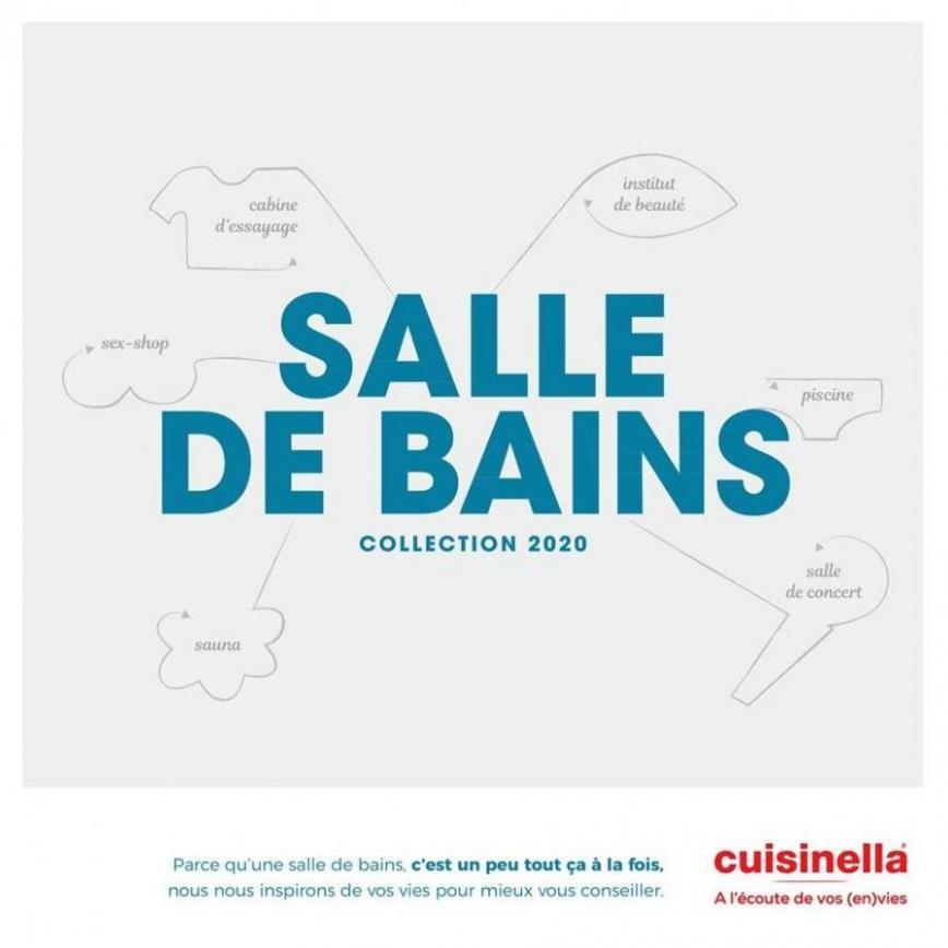 Salle de Bains 2020 . Cuisinella (2020-07-31-2020-07-31)