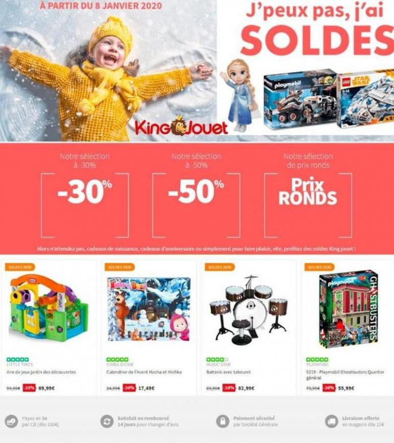 Soldes . King Jouet (2020-01-27-2020-01-27)