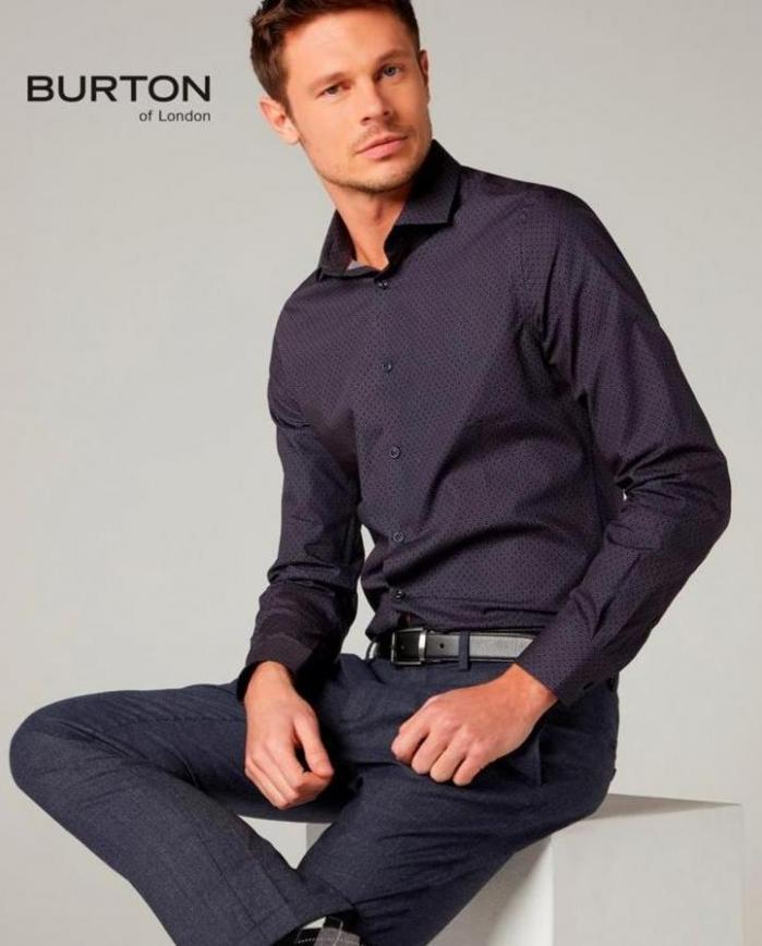 Soldes / Homme . Burton of London (2020-02-28-2020-02-28)