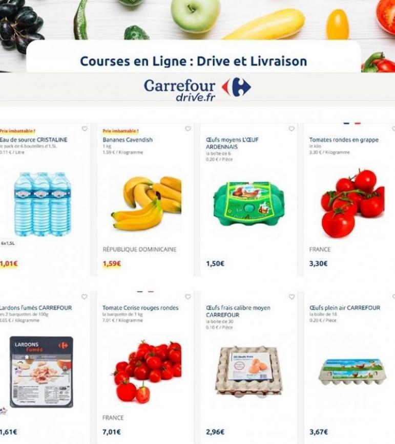 Offres Carrefour Drive . Carrefour Drive (2020-02-17-2020-02-17)