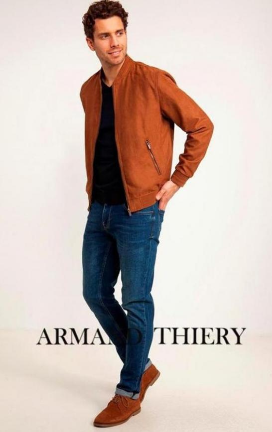 Nouveautés / Homme . Armand Thiery (2020-03-26-2020-03-26)