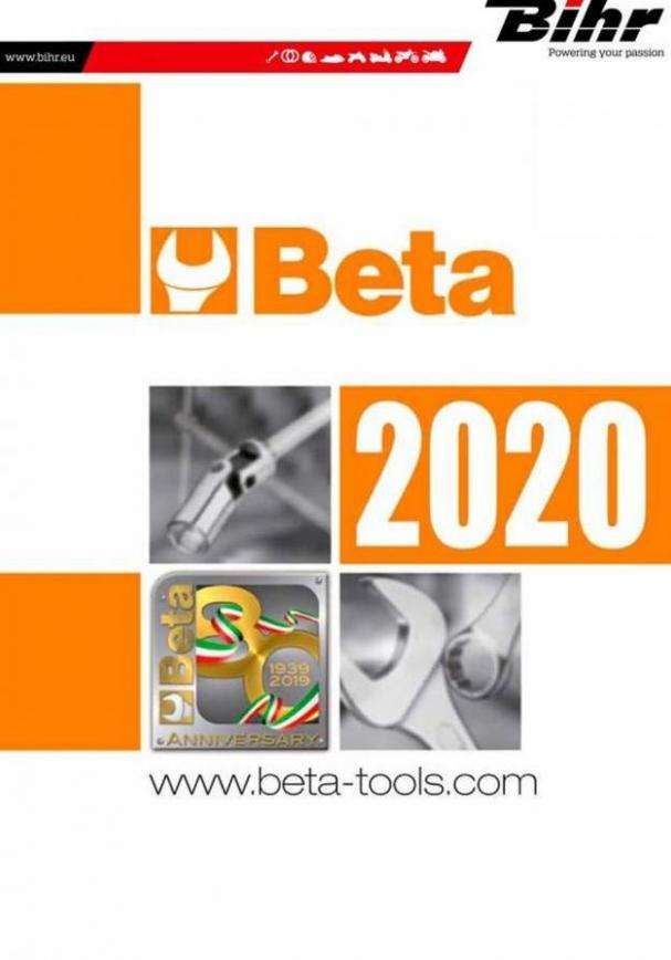 Beta 2020 . Bihr (2020-12-31-2020-12-31)