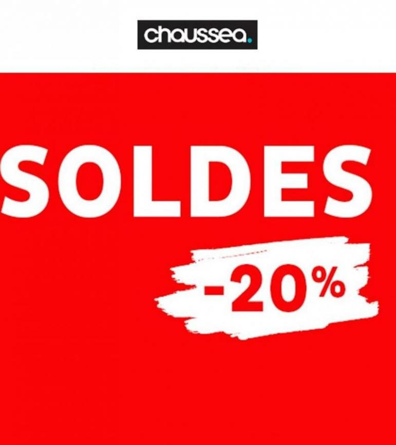 Soldes . Chaussea (2020-02-04-2020-02-04)