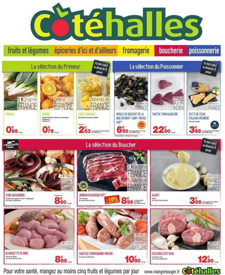 CatalogueGrandFrais . Grand Frais (2020-01-26-2020-01-26)