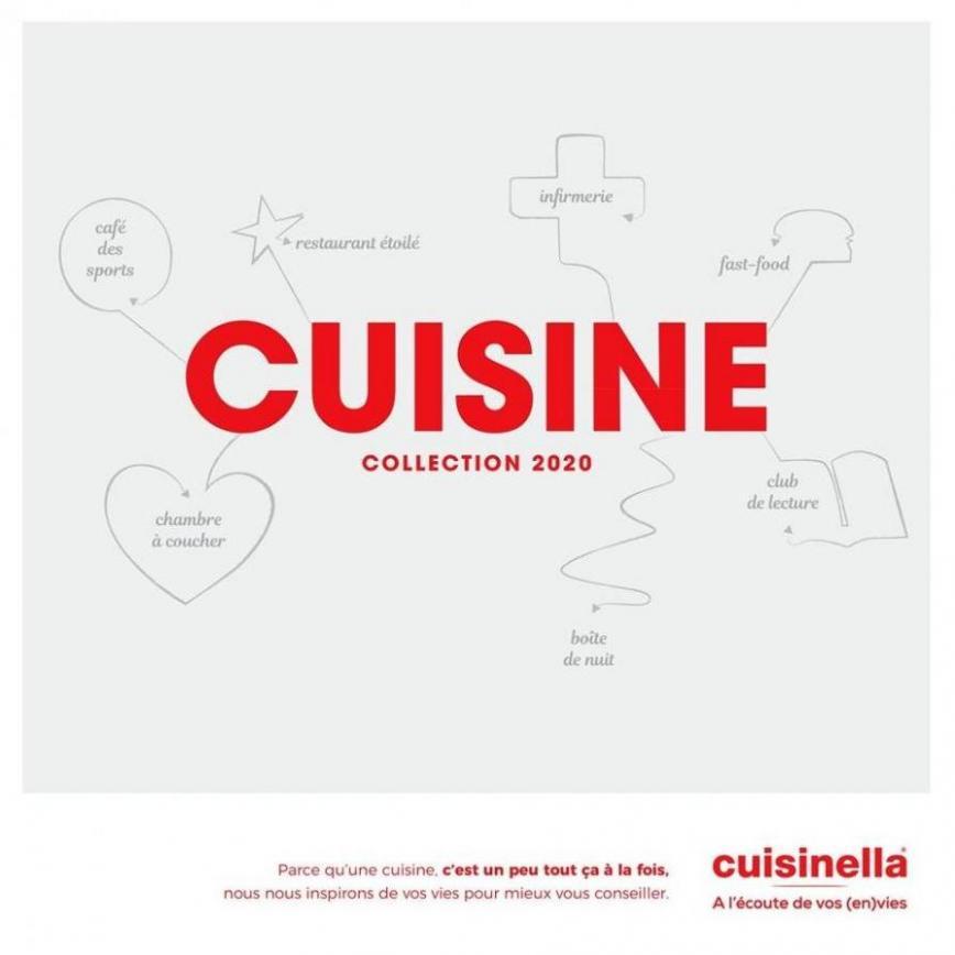 Cuisine 2020 . Cuisinella (2020-07-31-2020-07-31)