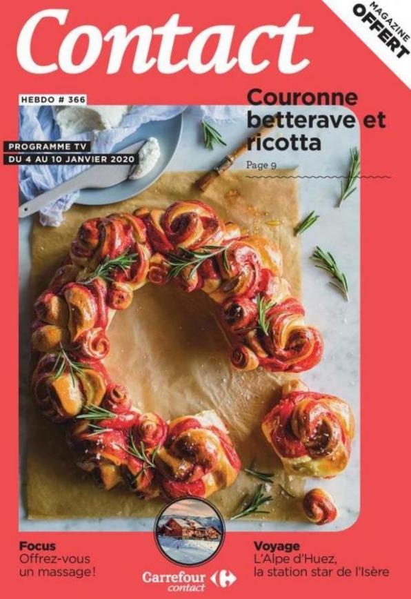Contact Hebdo S1 . Carrefour Contact (2020-01-10-2020-01-10)
