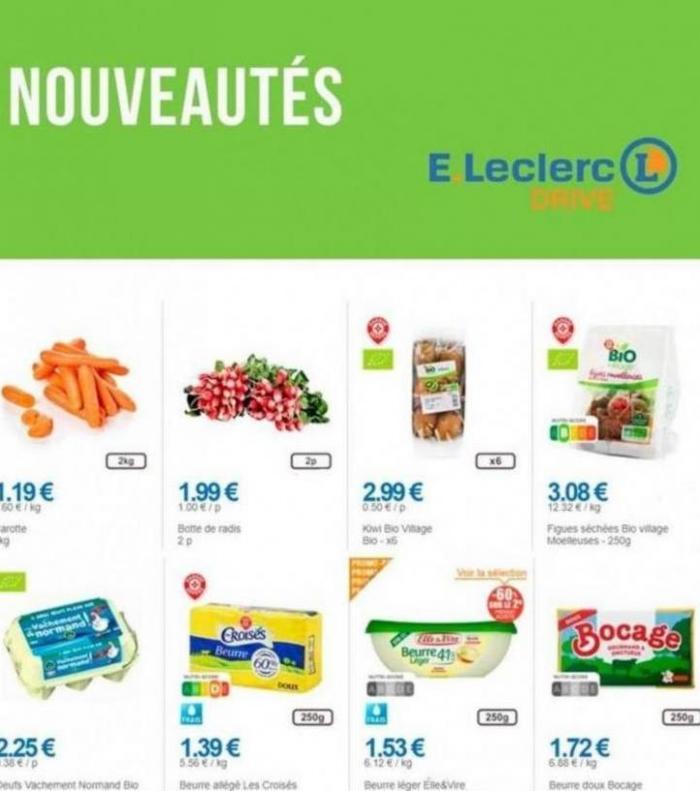 Nouveautés . E.Leclerc Drive (2020-02-24-2020-02-24)