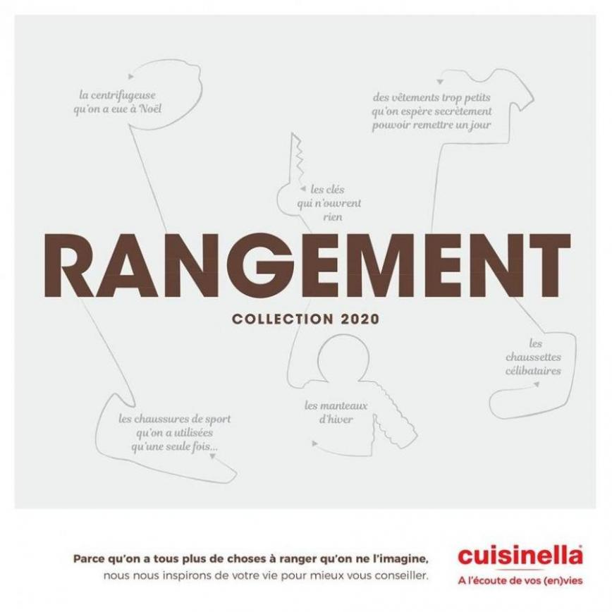 Rangement Collection 2020 . Cuisinella (2020-07-31-2020-07-31)