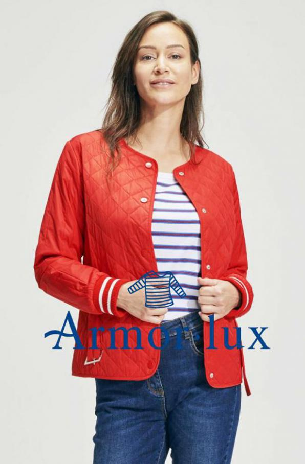 Nouvelle Collection Femme . Armor Lux (2020-04-20-2020-04-20)